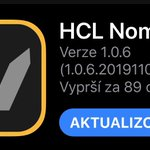 Image for the Tweet beginning: HCL Nomad 1.0.6 Beta for