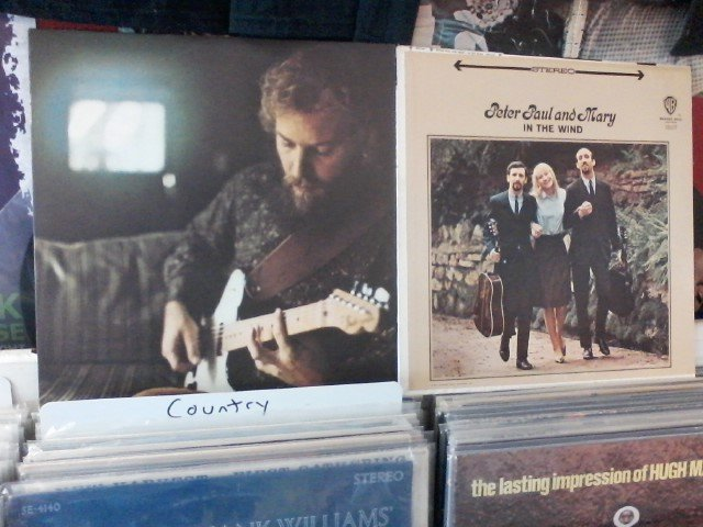 Happy Birthday to the late Tom Fogerty (CCR) & the late Mary Travers of Peter, Paul & Mary