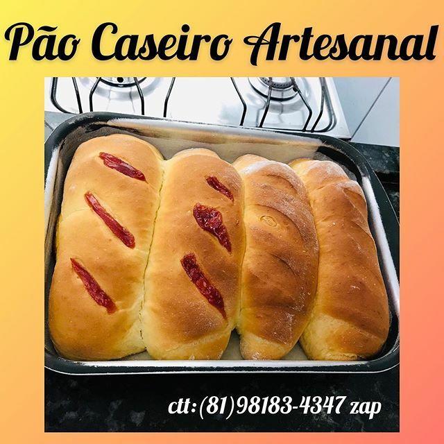 Pão Caseiro Artesanal Saindo do forno...  . . #paocaseiroartesanal #paocaseirorecheado #paocaseiroquentinho #deliciadepao #café #lanchesaudavel #lanche #alimentos #cafecomleite #picnic #degustação #cozinha #cozinheiras #pãonice #saboroso #brasil #brazil https://ift.tt/2X97CDLpic.twitter.com/sMXFnwfFJP
