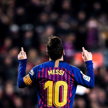 Lionel Messi has scored 40+ goals for the 11th consecutive year.   2009  41   2010  60   2011  59   2012  91   2013  45   2014  58   2015  52   2016  59   2017  54   2018  51   2019  40*   #BarcaCelta