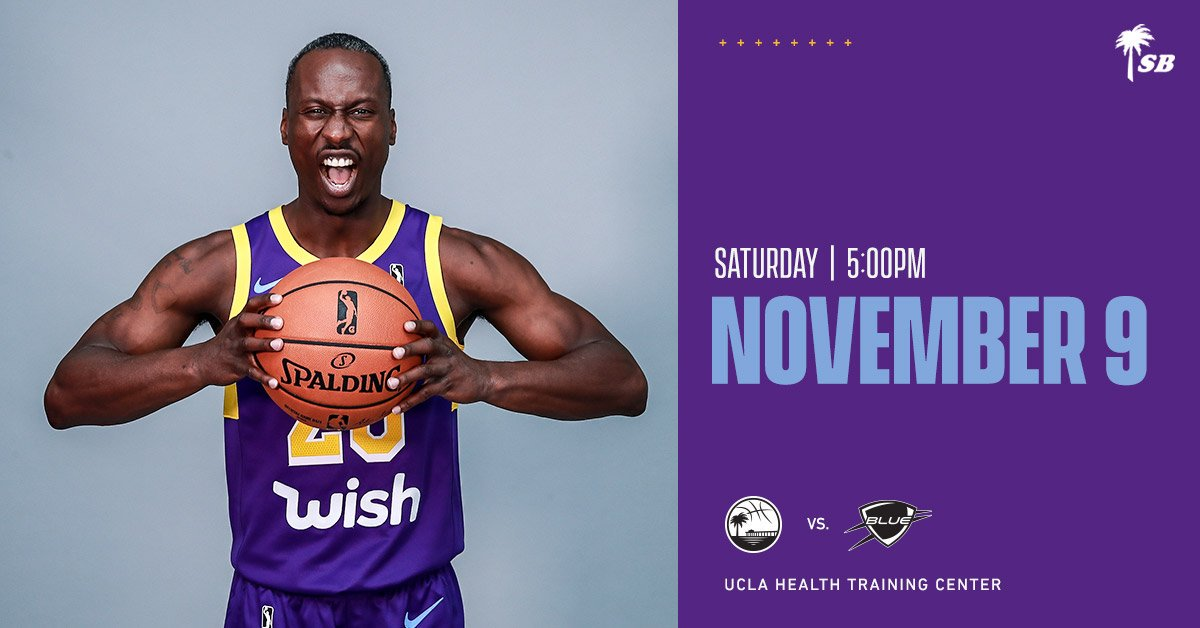 We missed you, South Bay. Show your support, and watch our home opener tonight at 5pm PT! 📺: @SpectrumSN 💻: on.nba.com/2NuV2eG