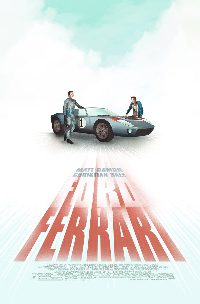 Ford V Ferrari On Twitter Check Out These Brand New Posters Inspired By Fordvferrari From Artists Posterposse See Fordvferrari In Theaters November 15 Get Tickets Now Https T Co E5uaglgn16 Https T Co Brt57yrztz