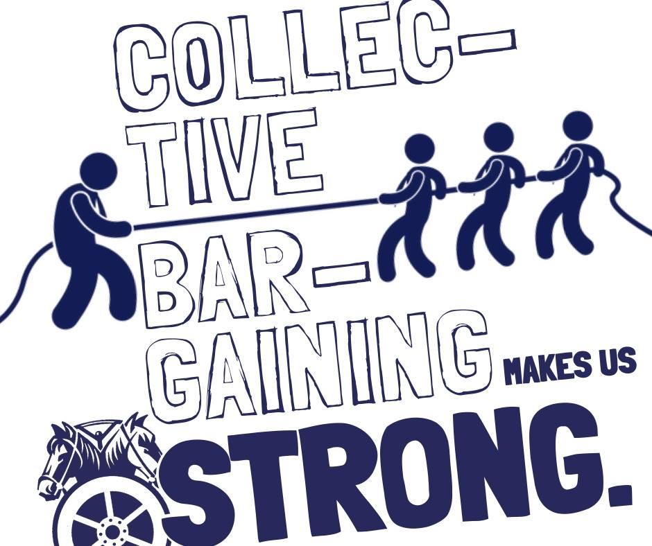 We are stronger when we bargain together. #UnionStrong <br>http://pic.twitter.com/tfMw1lbtXg