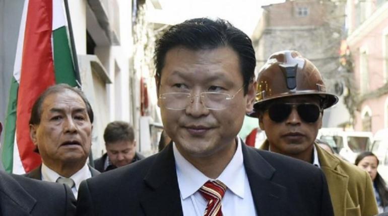 """Los Tiempos على تويتر: """"#ÚLTIMO El candidato por el PDC Chi Hyun ..."""