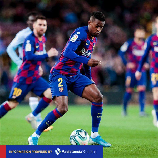 LATEST NEWS: @_nelsonsemedo_ has suffered pulled left calf. He will undergo further testing to determine the extent of the injury.