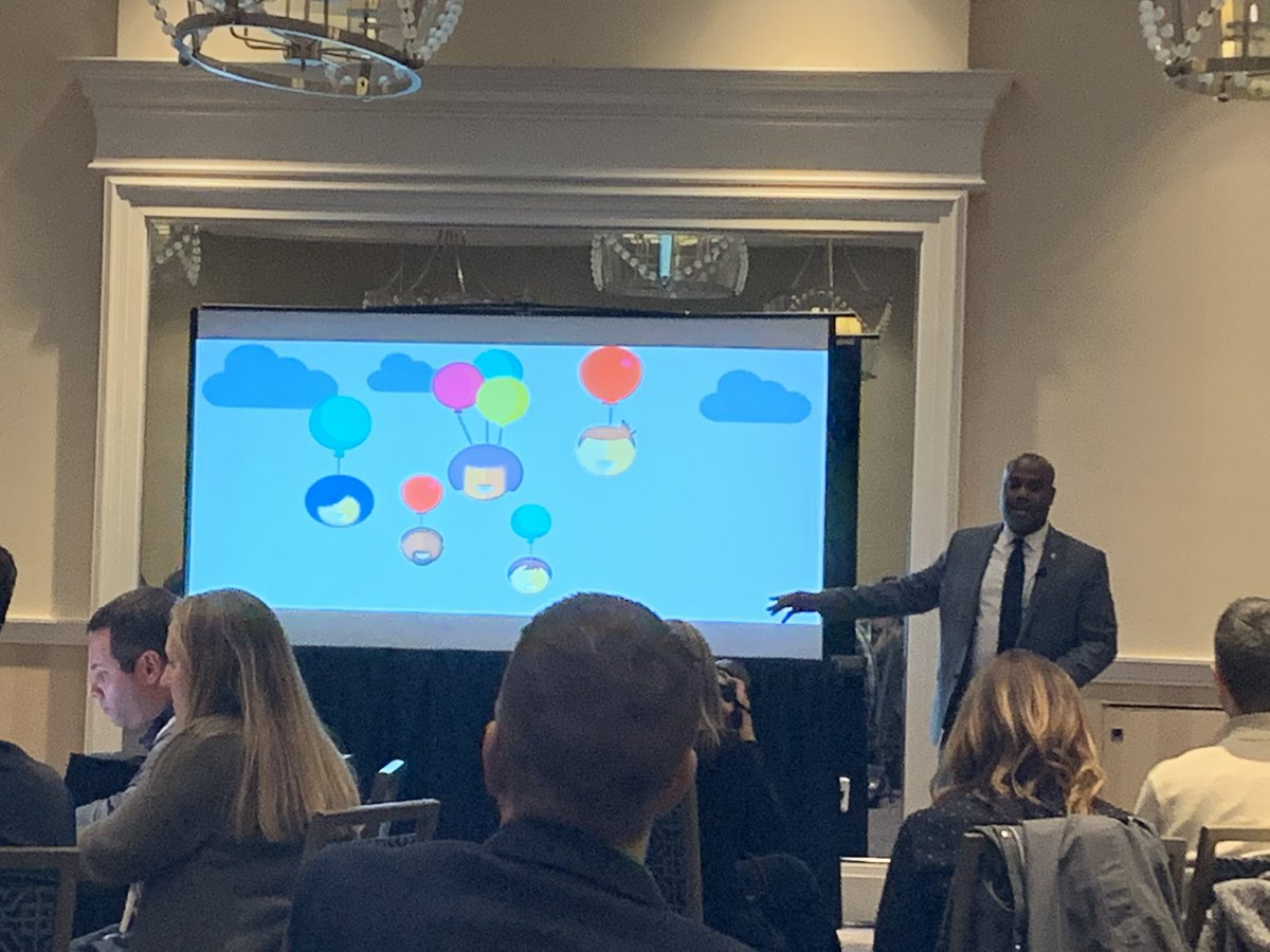 I always enjoy learning from my @WCPSSTeam colleagues! @PhilEchols knocked his Ignite talk outta the water at #ASCDCEL. Solid work my guy! #BecomeBetter<br>http://pic.twitter.com/xt4vDCJR9K