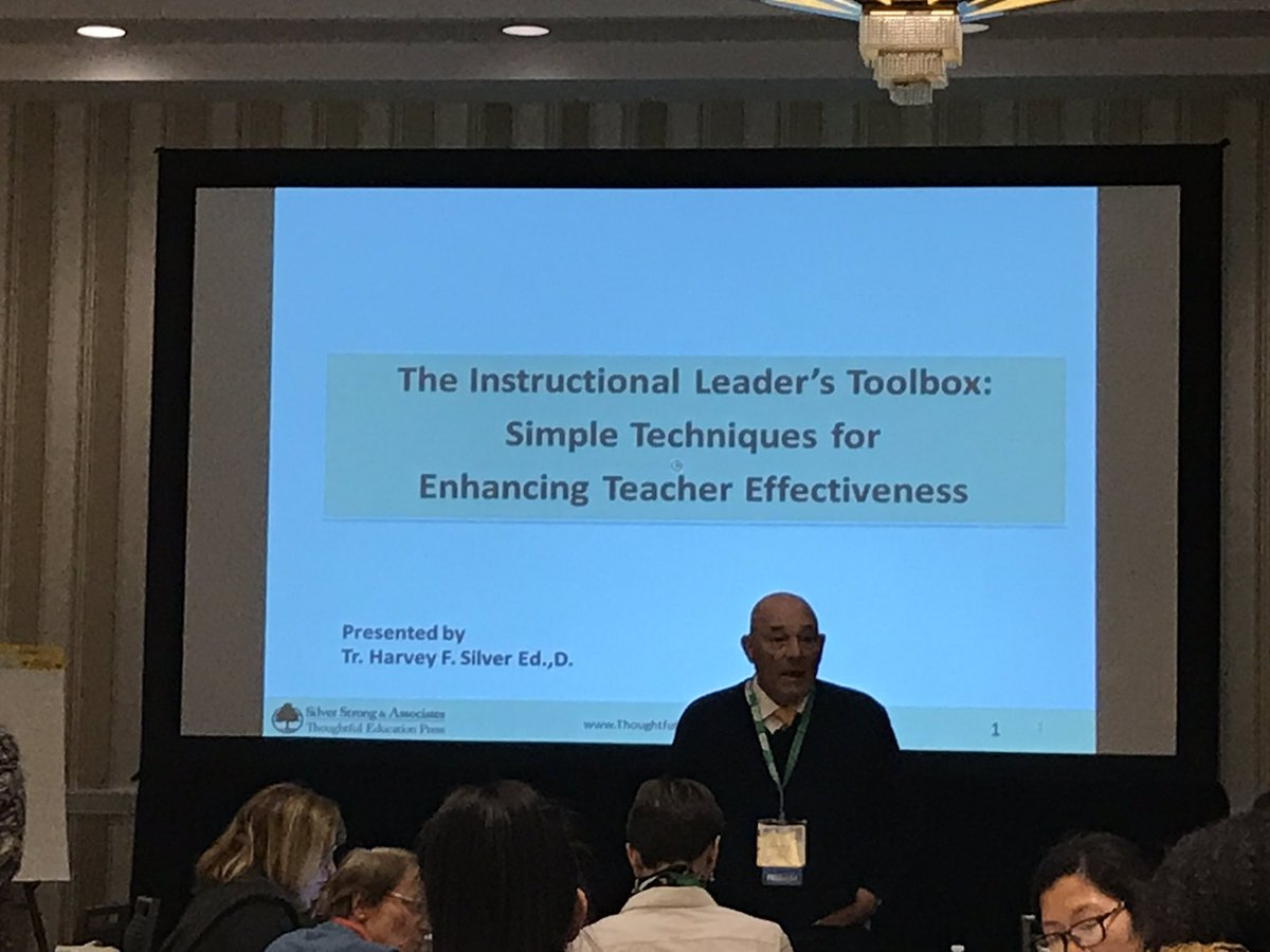 Amazing workshop today on Enhancing Teacher Effectiveness: many helpful techniques. Thank You @harveysilver #ASCDCEL #LeadLAP <br>http://pic.twitter.com/toPLf2lqZr