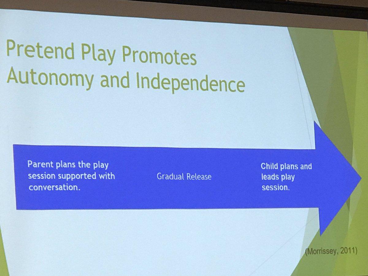Pretend play is critical...@NAGCGIFTED @FWISDPLI @caitlinLelam @DrCherylMixon72 @dsaenz2021