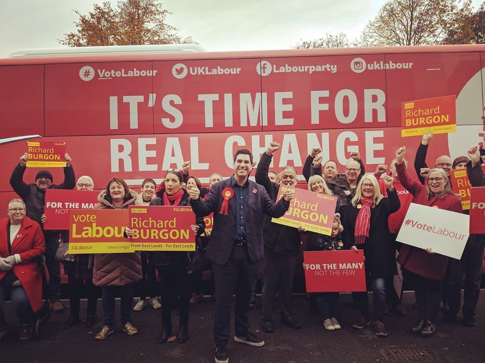 I love campaigning and meeting members and voters! A busy and fun-packed day today in East Leeds for my own re-election campaign and then visiting Morley and Outwood for @Deanneferguson and Colne Valley for @Thelma_WalkerMP. #RealChange is coming! Delivered by YOU!