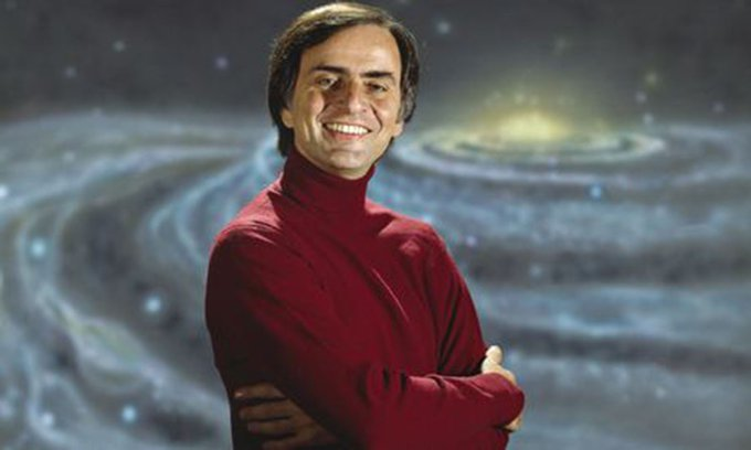 Happy birthday Carl Sagan. The cosmos is all that is or ever was or ever will be.
