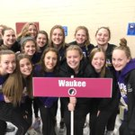 Image for the Tweet beginning: Girls swimmers finish an outstanding