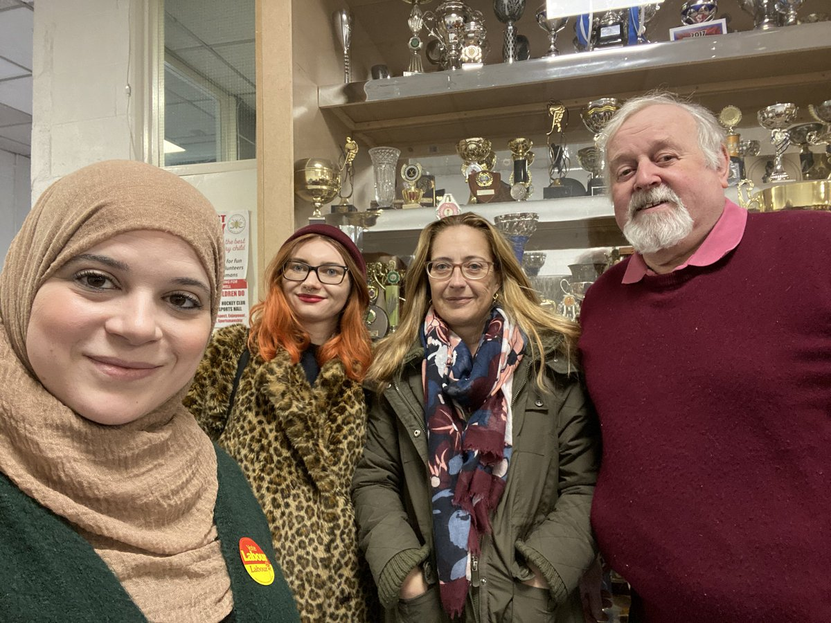 Great to meet Heather and the award winning Paul for their voluntary work in Ardwick. We walked in on a buzzing public roller skating session that takes place every week at the Ardwick Sports Hall, including many other opportunities to be active and learn to skate! #Ardwick <br>http://pic.twitter.com/npEcgM8whs