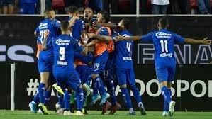 A Segunditos se quedo el @CruzAzul_USA , de pegarle una derrota a los super @TigresOficial en su Stadium El Volcan !!!!!!! a nadita de ganar......ching.... sera pal 20202 !!!!! @Jenny15710461 @Antonio_Nelli @CHermosillo27 @chaco_81 https://t.co/iuoElD3AXN