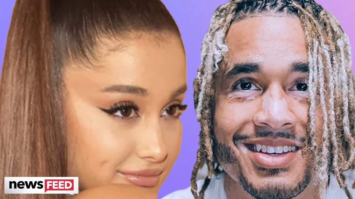 We might finally have some evidence that @ArianaGrande and Mikey Foster are an item!