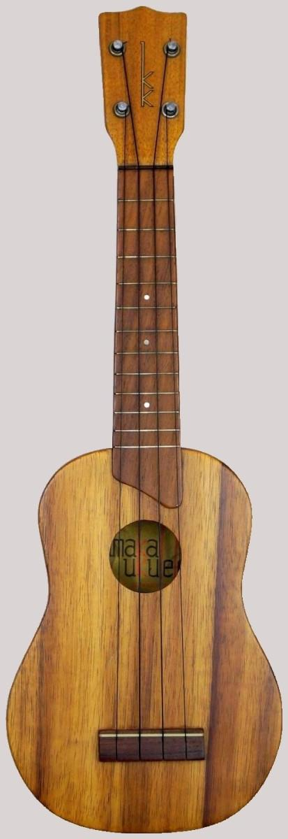 Gold Label Kamaka Ukulele