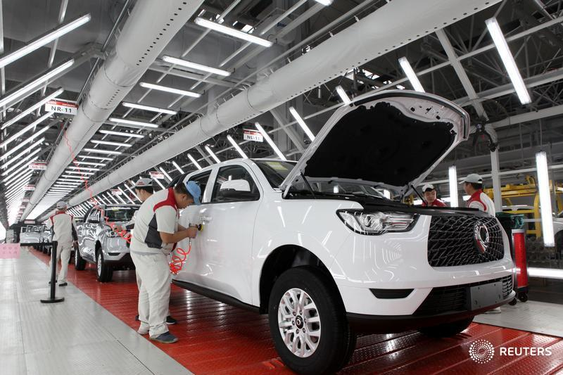 Great Wall Motor surprised with a 507% increase in third-quarter earnings. The homegrown marque has made the best of an historic slowdown in domestic demand by squeezing suppliers and juicing margins, explains @KatrinaHamlin  https://t.co/XNKUIx15Pb https://t.co/eCY95ktsrc