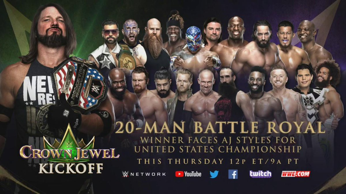 Only Twelve WWE Superstars Able To Leave Saudi Arabia After Crown Jewel