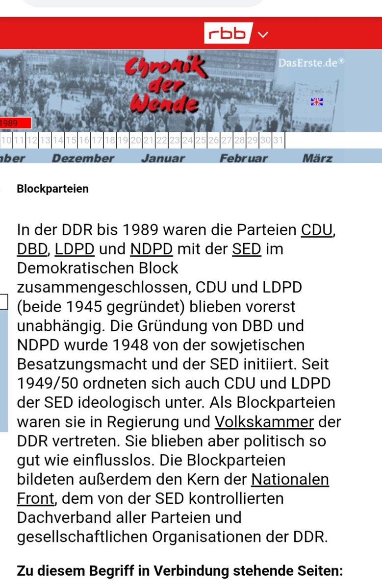 #CDU #SED im #Staatsrat hat die Zusammenarbeit bis 1989 ja auch super funktioniert! Und dann kamen da Menschen die klar machten #WirSindDasVolk #NieWiederCDU #NieWiederDDR #Merkelmussweg https://twitter.com/MDRAktuell/status/1188713804164714496…pic.twitter.com/WpCZGZEF2e