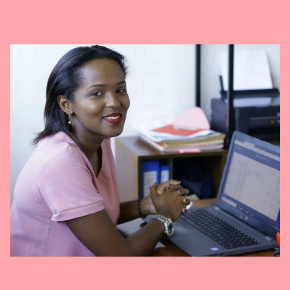 """. Remera M. Nathalie our founder and chief business officer says """"Support the fighters, admire the survivors, honor the taken and never give up hope."""" - #breastcancerawareness #breastcancerawarenessmonth #pinkfilter #uzicollections #uziwomenpic.twitter.com/8GGbMFYlaV"""