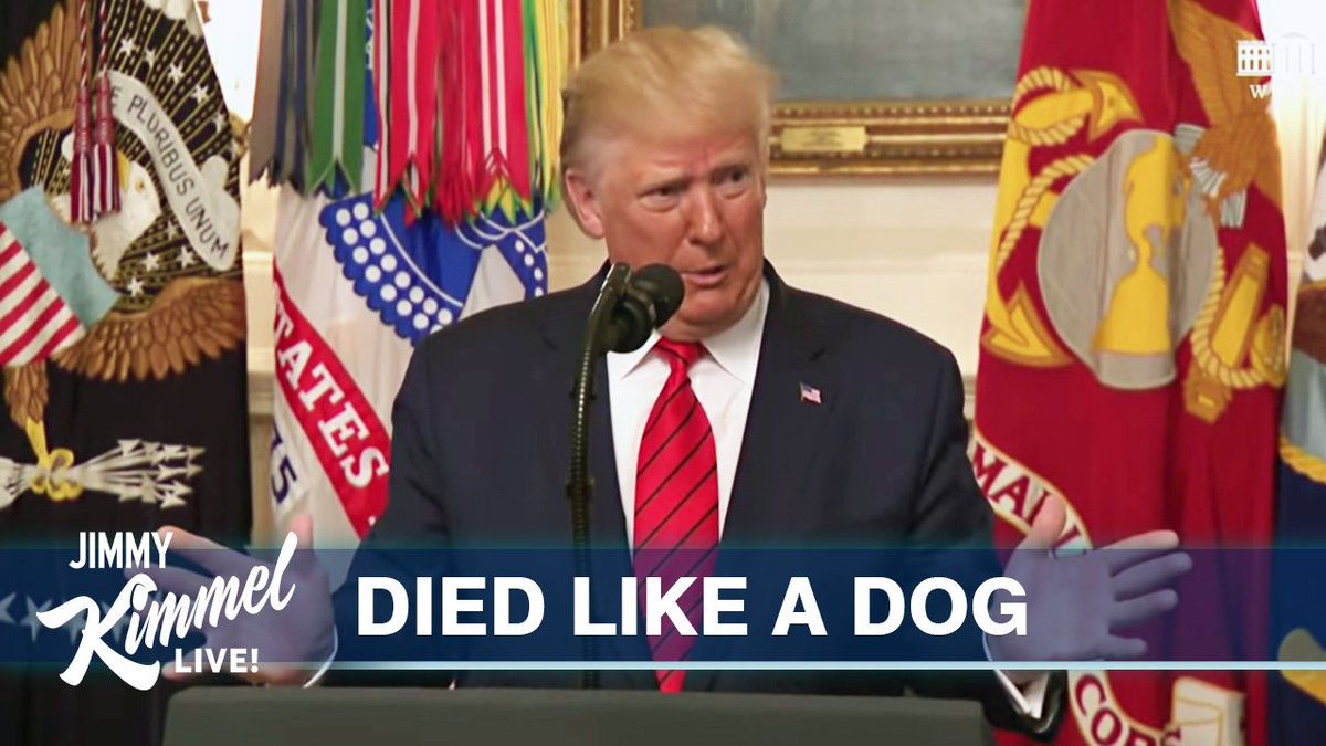 We mashed up @BarackObama's Bin Laden speech with @RealDonaldTrump's al-Baghdadi speech, and the results are amazing