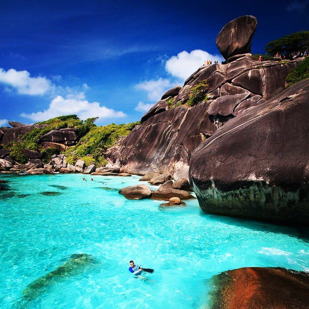 спрашиваться райские острова фото в тайланде лагере