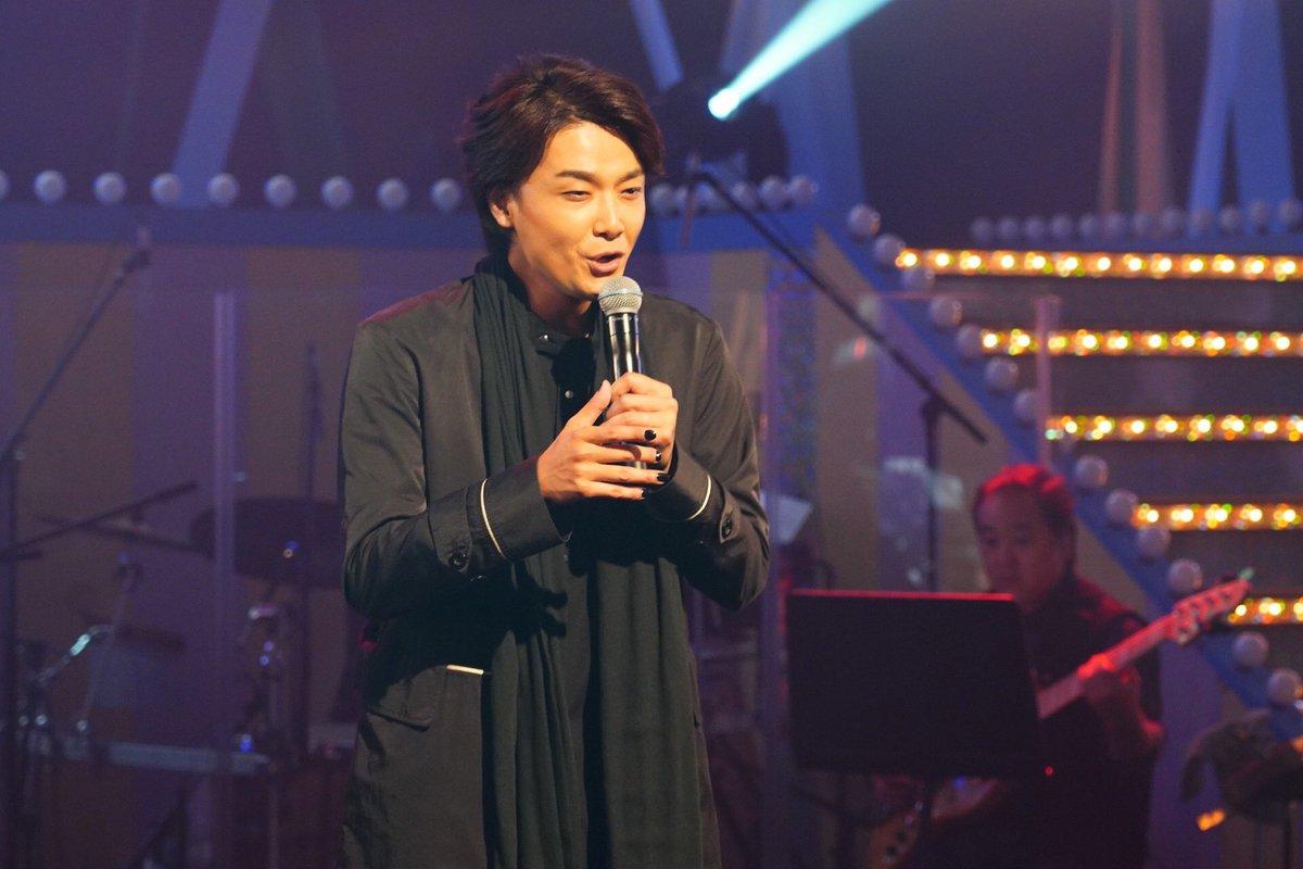 【あす初回放送】 グリブラ 第31話は 井上芳雄 さんが『エリザベート』より「愛の死の輪舞」を披露