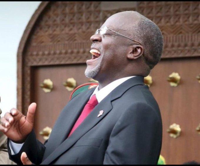Happy belated Birthday Mr. President Hon. Dr. John Pombe Joseph Magufuli Enjoy your day.