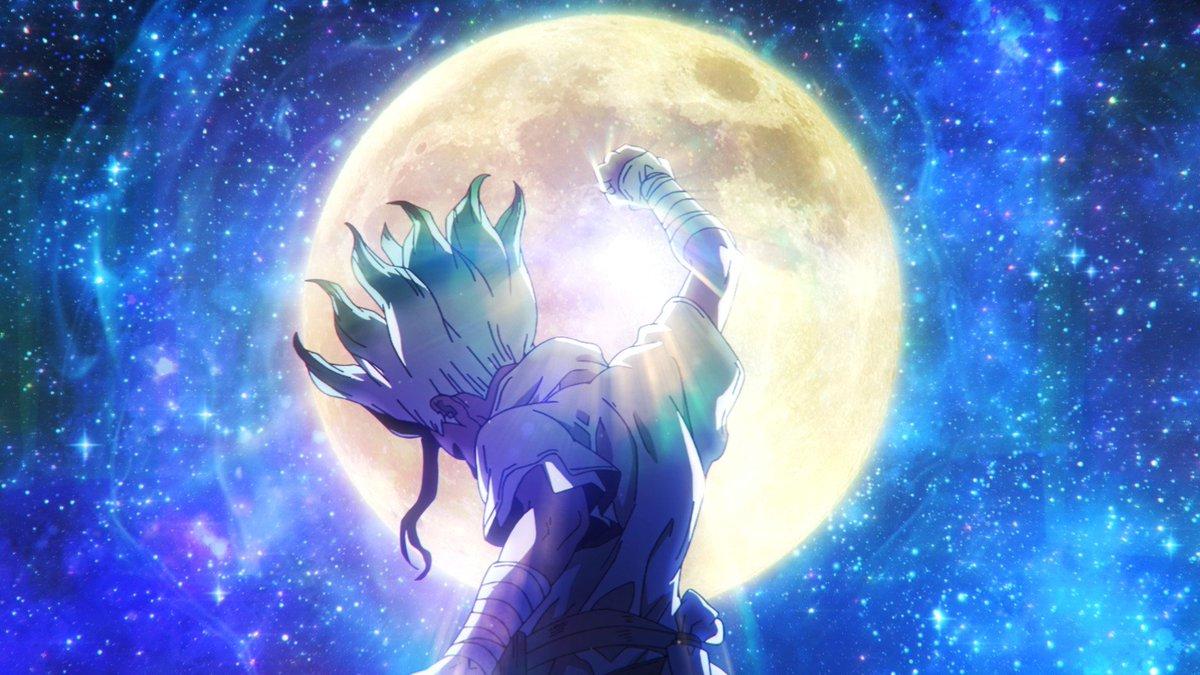 Stone 2 dr 期 アニメ