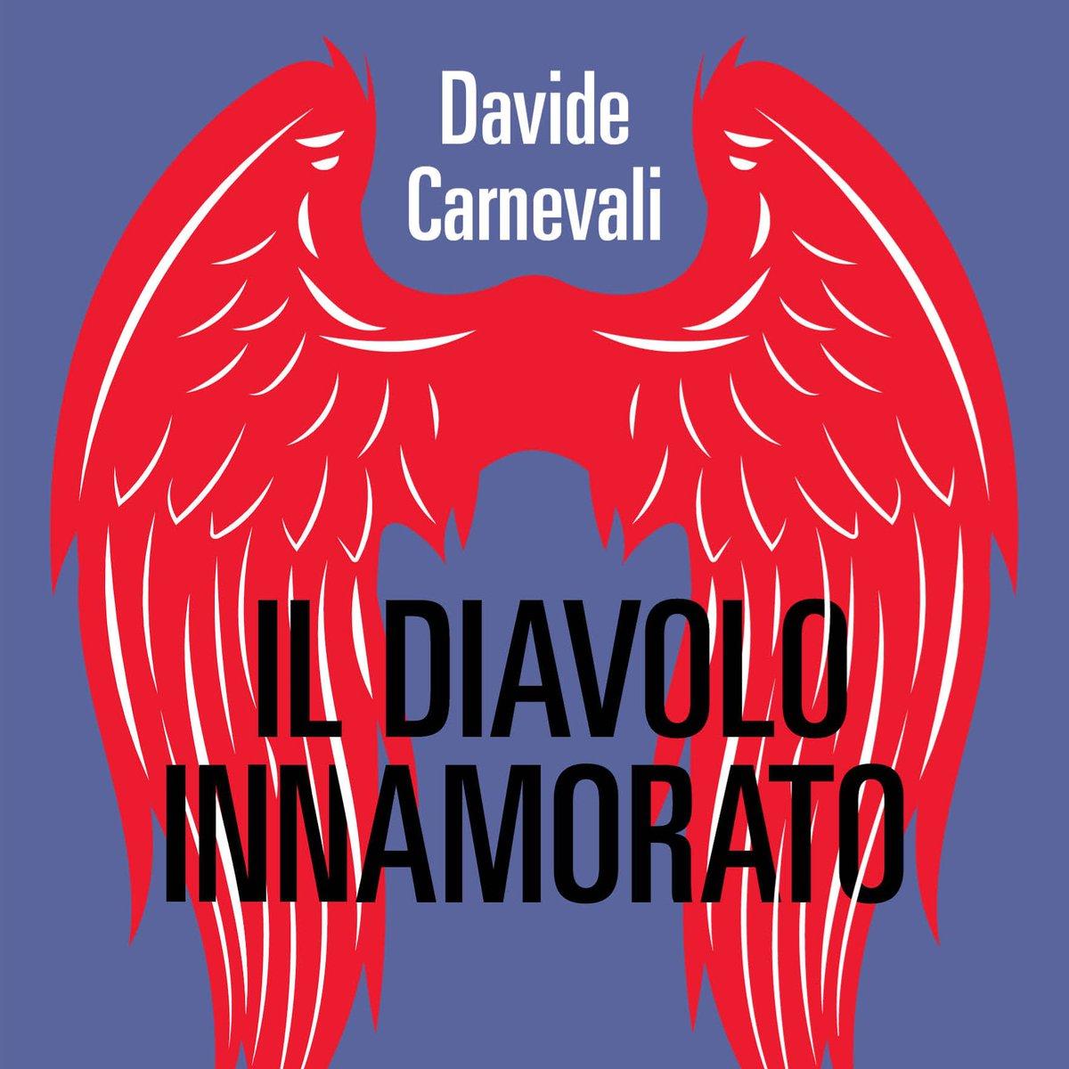 Ne #IlDiavoloInnamorato Davide Carnevali mette in scena una sacra rappresentazione, trascinando il lettore in una dimensione senza tempo.   Con ironia e originalità, l'autore si avvicina alla grandi religioni monoteiste e crea un moderno Vangelo apocrifo.   #NovitàEditoriale https://t.co/UNXE8c3E4A