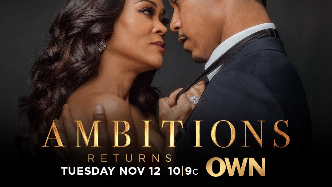 Hope youre ready, #Ambitions fans! Only TWO WEEKS away until your favorite show returns and its going to be JUICY! 😉