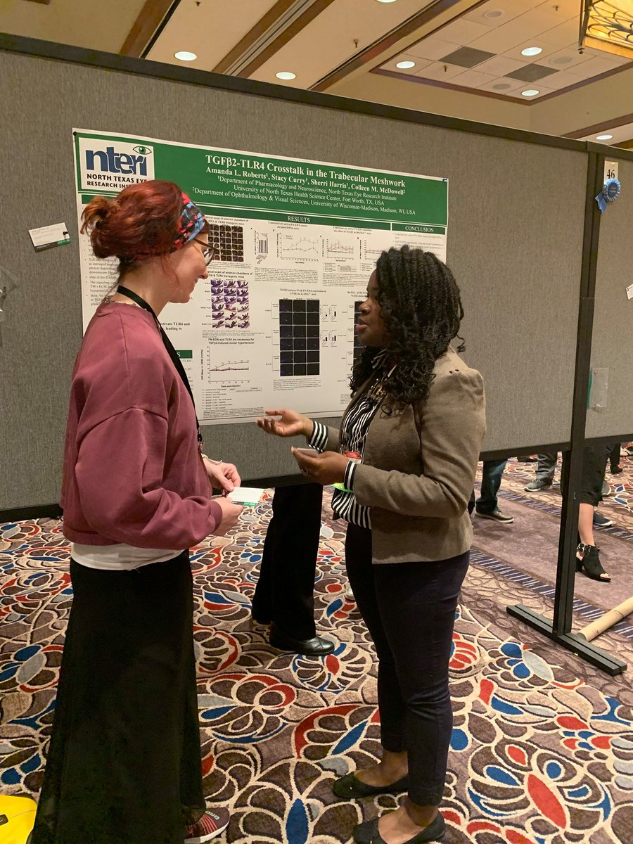 Presented my #PhD #research project @ the @_BrightFocus/@iserworld #Glaucoma #Symposium #Amandasci #GlaucomaFastTrack #ISERBrightFocus2019 @BLACKSTEMUSA @BGG2gradschool @BlackWomenPhDs @BlackWomenSTEM @BLACKandSTEM @BlackGirlNerds @esteemgirlsorg @NRMNET @NIHdpc @NIH #nteri