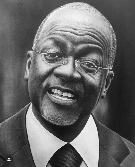 Happy birthday Dr.John pombe Magufuli