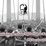 Image for the Tweet beginning: Cumhuriyet Bayramımız kutlu olsun! 🇹🇷  #BAL