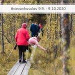Image for the Tweet beginning: Ensi vuonna kampanjoidaan taas 9.9.-9.10.2020.
