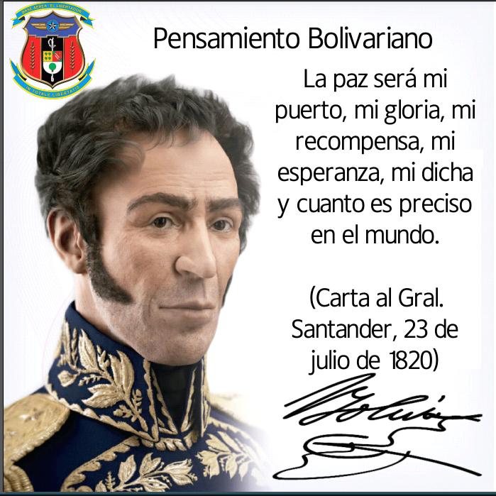 Bolivar, Padre Libertador. Bicentenario - Página 19 EIDKL6FWsAIt56g