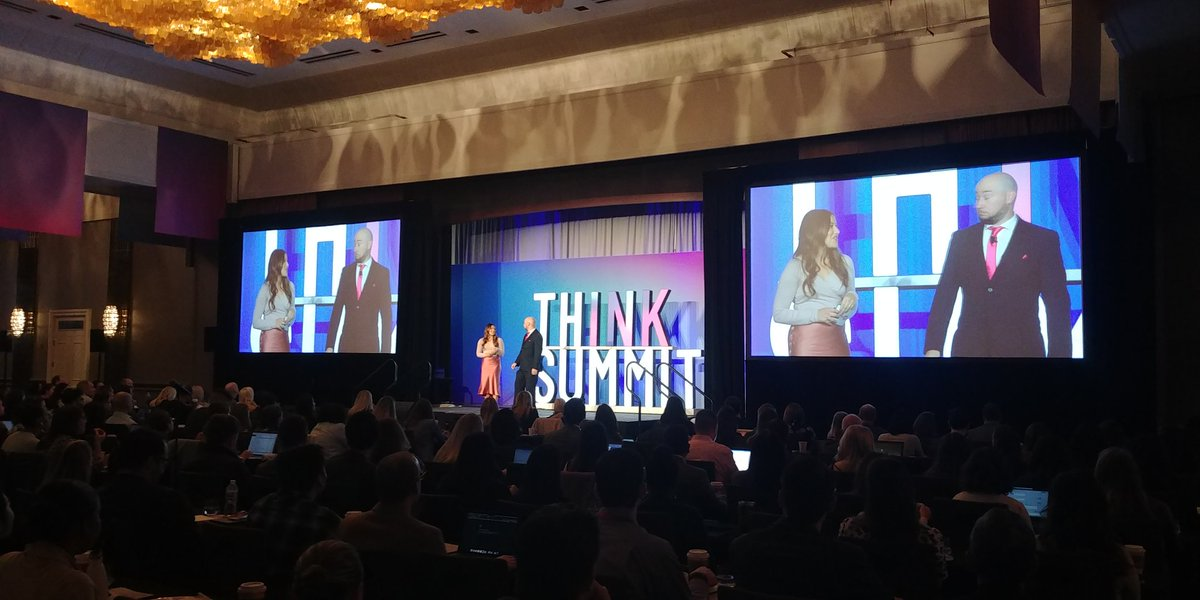 Movable Ink's #ThinkSummit 2019! Let's go!