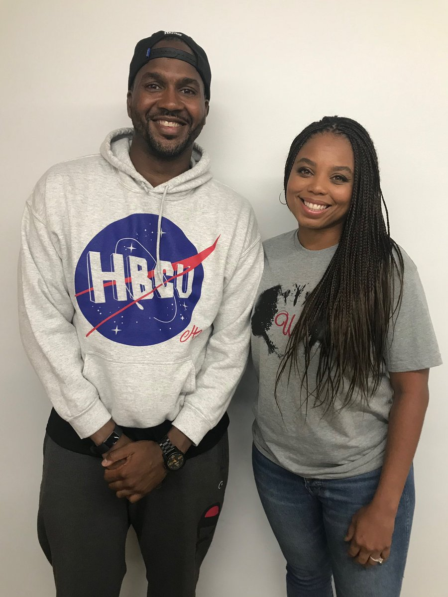 """NEW episode of @JHillUnbothered feat @VanLathan. We discuss his controversial departure from TMZ, being a """"former fat boy,"""" and what's next for him. Download/subscribe FOR FREE —> open.spotify.com/episode/0Q9Zxc…"""