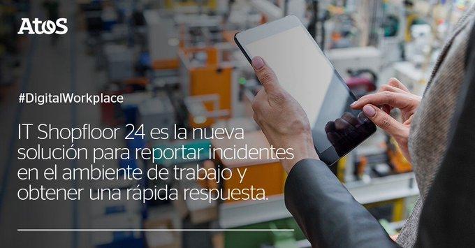 👍Menos emergencias, más soluciones - Con IT Shopfloor 24, la solución movil🤳 de alerta...
