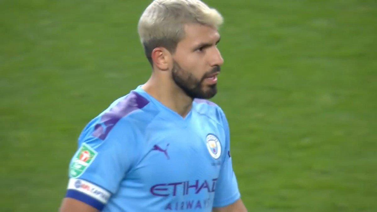 ¡FINAL! ¡El Manchester City está en cuartos de final de la #CarabaoCup ⚽! #EFL 🏴