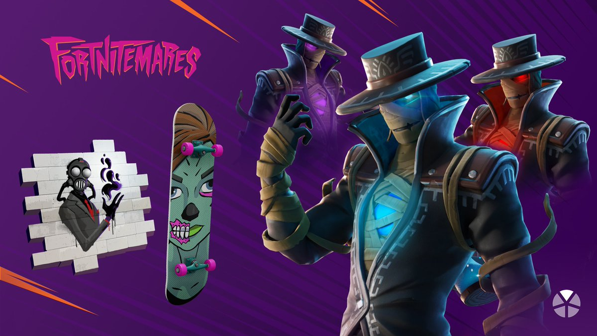 Fortnite On Twitter Finish The Creative Curse Challenges