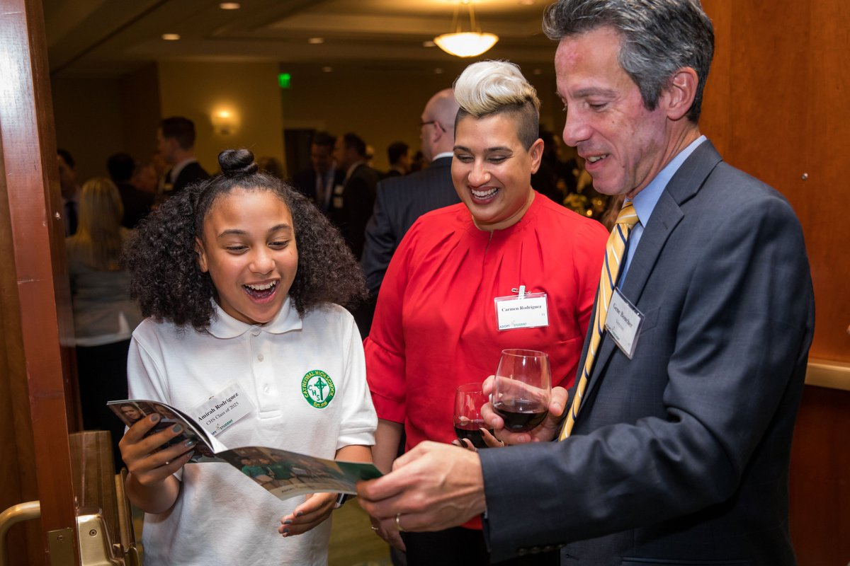 test Twitter Media - Benefactors celebrated a highly successful Adopt-A-Student Foundation Dinner to fund student scholarships at Cathedral High School. @SeaportBoston hosted more than 380 supporters on Thursday, Oct 24 to raise $1.4 Million.   Read more » https://t.co/tpVR2qy24R https://t.co/nLCkkfHHpm