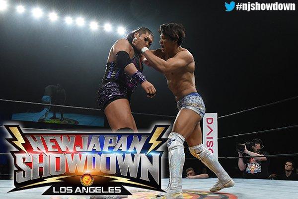 NJPW To Allow Video Recording During Showdown In LA