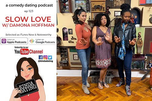 dating coach podcast Hoe lang duurt de snelheid dating te nemen