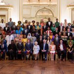 Image for the Tweet beginning: The Queen's Young Leaders Programme