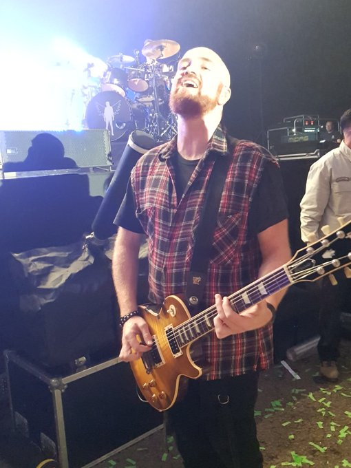 Better late than never...Happy Birthday Mark Sheehan.