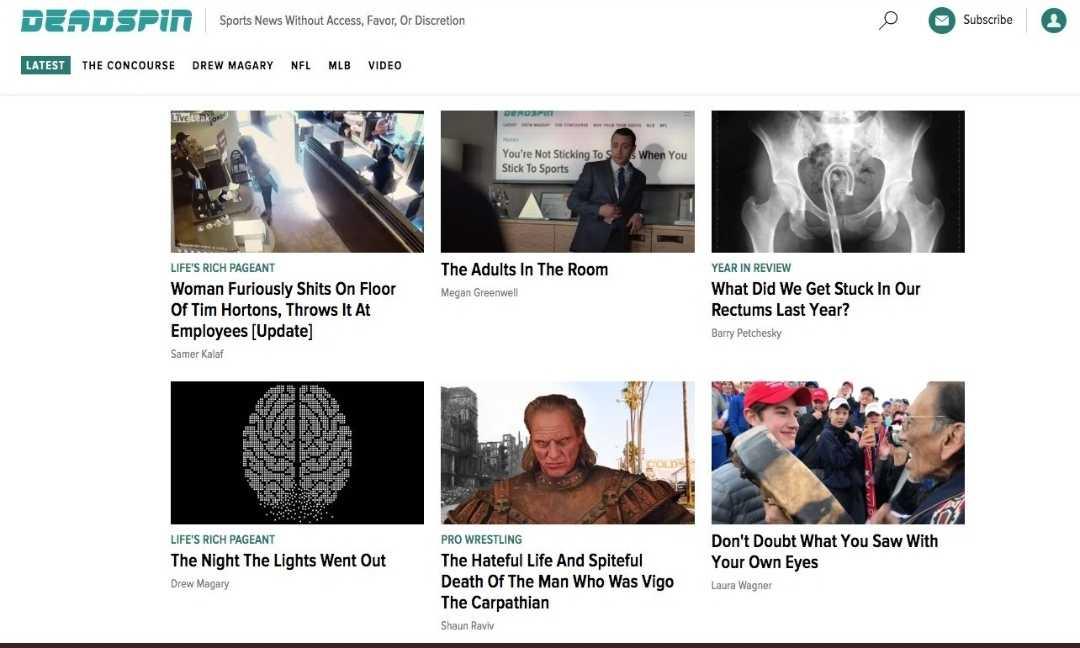 Deadspin staff resigns en masse: Understanding the end of the website