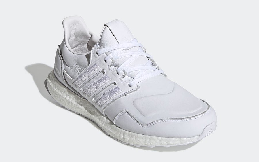 adidas Ultra Boost White Sneaker Bar Detroit