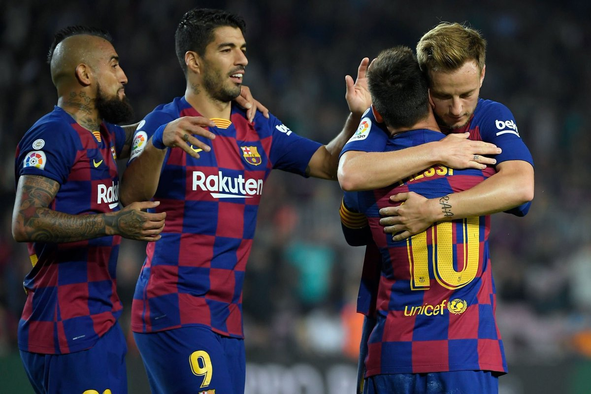 Video: Barcelona vs Real Valladolid Highlights