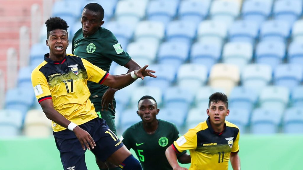 Ibrahim Said, Pemain Masa Depan Nigeria yang Nyaris tak Ikut Piala Dunia U-17