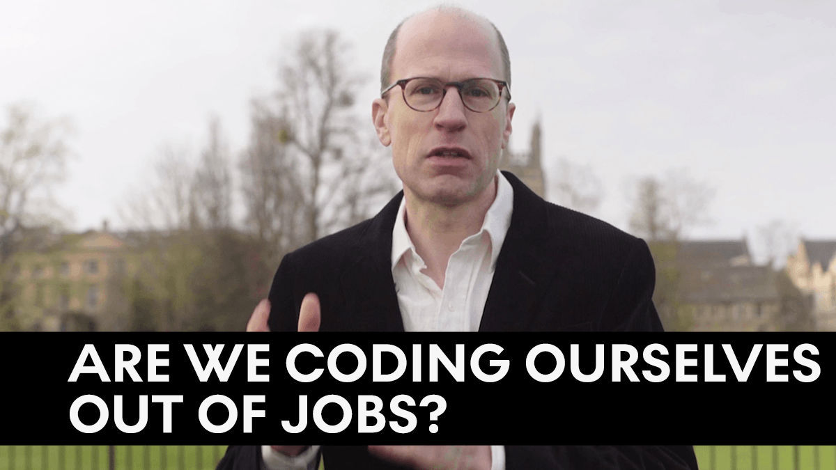 """[AI] would really be the last invention humans ever need to make.""   As machines and AI get smarter—taking our jobs and ideas—will human beings become obsolete? Philosopher Nick Bostrom explains: https://t.co/6EAMCNDrO2"